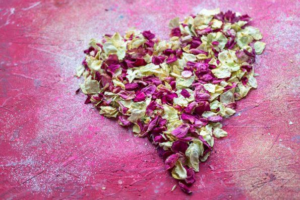 Love-heart-flower
