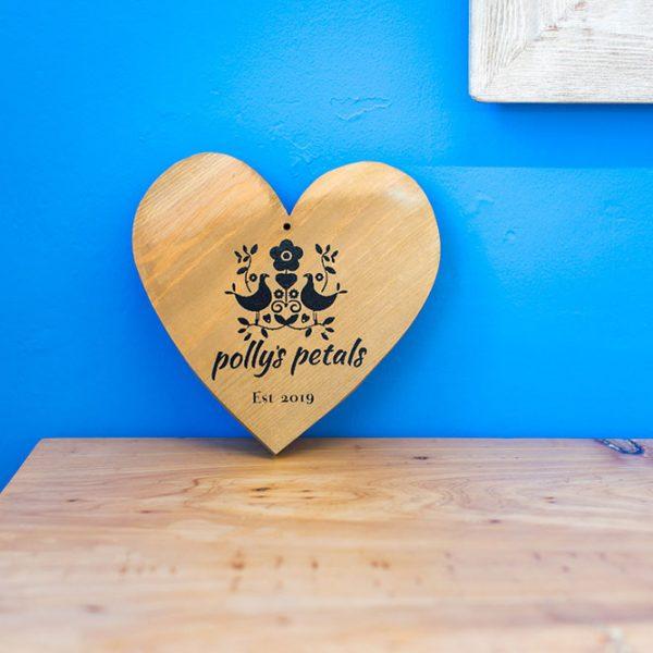 Polly's-Petals-wooden-heart